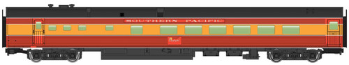 Walthers Mainline HO 910-30165 85' Budd Diner Car, Southern Pacific