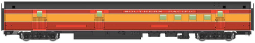 Walthers Mainline HO 910-30313 85' Budd Baggage-Railway Post Office Car, Southern Pacific
