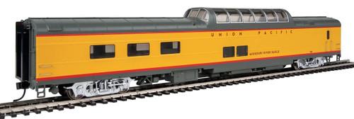 "Walthers Proto HO 920-18155 85' ACF Dome-Diner Car, Union Pacific ""Missouri River Eagle"" #7011"