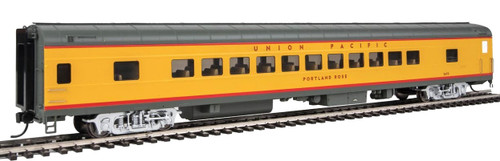 """Walthers Proto HO 920-18504 85' ACF 44-Seat Coach with Lights, Union Pacific """"Portland Rose"""" #5473"""