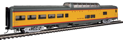 """Walthers Proto HO 920-18705 85' ACF Dome Lounge Car with Lights, Union Pacific """"Walter Dean"""" #9005"""
