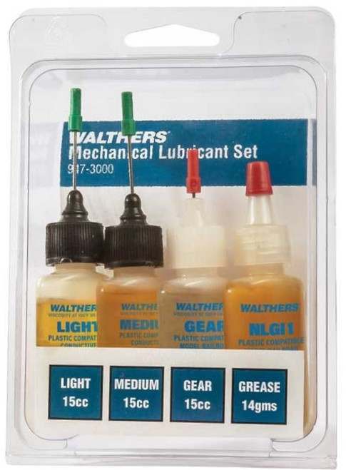 Walthers 947-3000 Lubricant Set