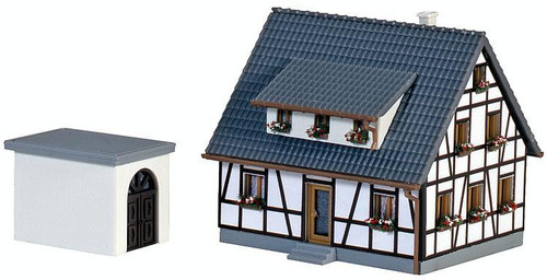 Faller Z 282760 Half-Timbered House Kit