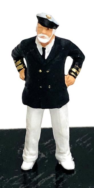 Preiser HO 28053 Ship's Captain