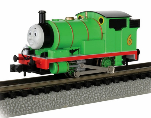 Bachmann N 58792 Percy the Small Engine (Thomas & Friends Series)