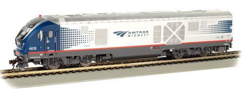 Bachmann HO 67901 SC-44 Charger, Amtrak (Midwest) #4618