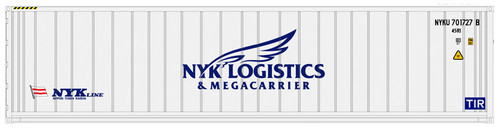 Atlas N 50005355 40' Refrigerated Containers, NYK Line #1 (3)