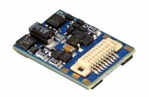 ESU 59828 LokPilot 5 Micro NMRA DCC Decoder, NEM662 Next18 Integral Connector