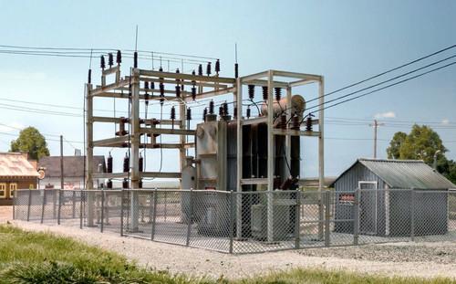 Woodland Scenics HO US2268 Substation