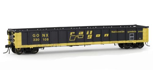 Arrowhead Models HO 1217-1 Greenville 2494 Gondola, Railgon #330203