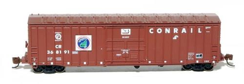 Eastern Seaboard Models N 222408 Class X58A Box Car, Conrail #368191
