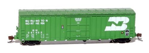 Eastern Seaboard Models N 222901 Class XML14 Box Car, Burlington Northern #281632