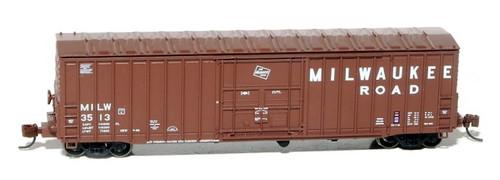 Eastern Seaboard Models N 223101 Class XL Box Car, Milwaukee Road #3513