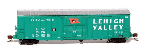 Eastern Seaboard Models N 224403 Class X65 Box Car, Lehigh Valley #7178