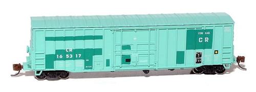 Eastern Seaboard Models N 224601 Class X65 Box Car, Conrail #165317