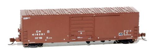 Eastern Seaboard Models N 228401 USRE 50' Box Car, Canadian National #416381
