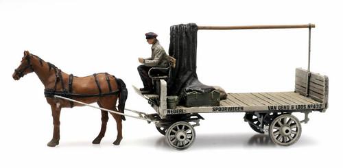 Artitec HO 387.428 VG&L Wagon with Horse
