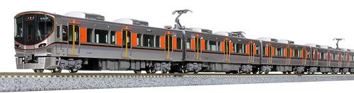 Kato N 101601 323 Series Osaka Loop Line Basic 4-Car Set, Japan National Railways