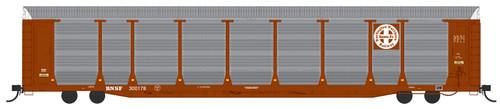Intermountain HO 452100-02 Bi-Level Autorack, Burlington Northern Santa Fe #300177