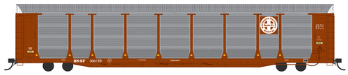 Intermountain HO 452100-03 Bi-Level Autorack, Burlington Northern Santa Fe #300203