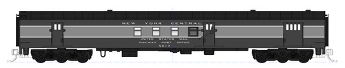 Kato N XNYC20-RPO-5017 20th Century Baggage/RPO Car Kit, New York Central #5017