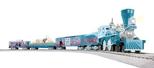 Lionel O 2023040 Frozen 2 LionChief Set, Disney
