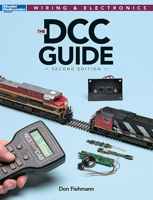 Kalmbach Publishing Softcover Book 12488 The DCC Guide, 2nd Edition
