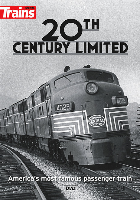 Kalmbach Publishing DVD 15114 20th Century Limited