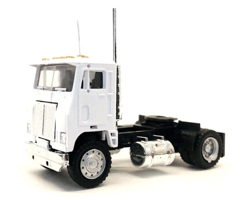 Herpa HO 015236 2-Axle Road Commander Tractor, White