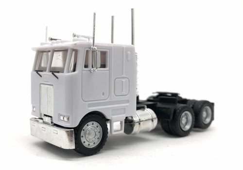 Herpa HO 015246 3-Axle Peterbilt Cabover