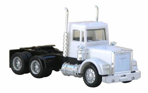 Herpa HO 015277 F1 Classic Daycab Tractor, White