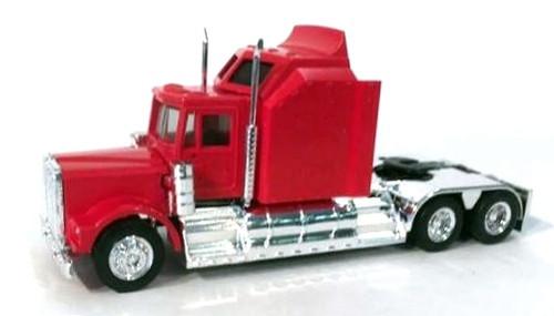 Herpa HO 035235 Kenworth W-900 Tractor with Large Aerodyne Sleeper
