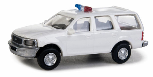 Walthers SceneMaster HO 949-12044 Ford Expedition Special Service Vehicle, Police