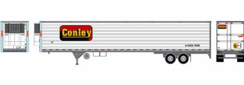 Athearn HO 17904 53' Utility Reefer Trailer, Conley #2610