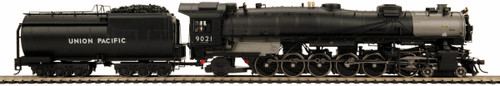 MTH HO 80-3300-1 4-12-2 9000 Steam Engine, Union Pacific #9021