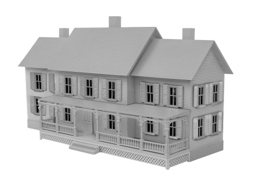 Lionel HO 2067010 Byrd House Kit