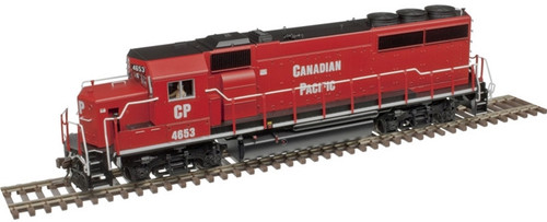 Atlas HO 10003480 Gold Series GP40-2, Canadian Pacific #4653