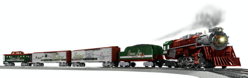 Lionel O 2023080 LionChief Christmas Light Express Set