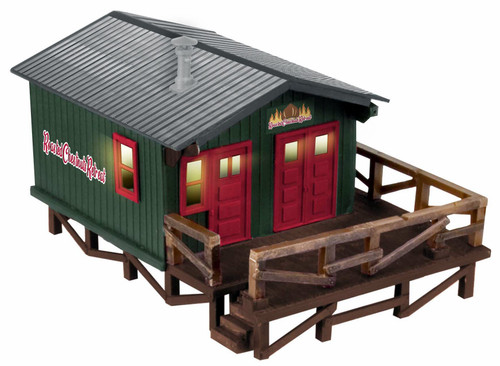 Lionel O 2029220 Roasted Chestnuts Retreat