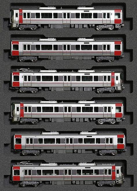 """Kato N 101629 Series 227-0 """"Red Wing"""" 6-Car Set"""