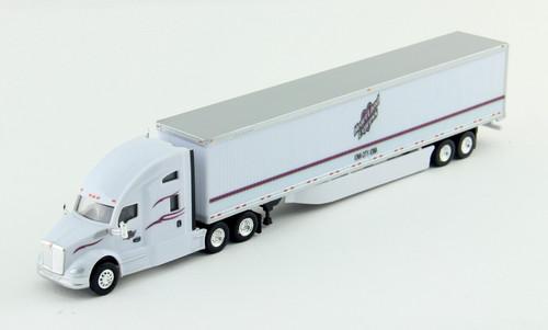 Trucks N Stuff HO 400652 Kenworth T680 Tractor with 53' Dry Van Trailer, Heartland Express