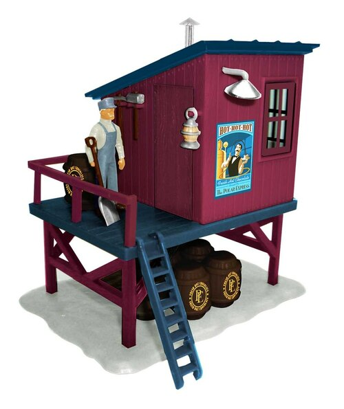 Lionel O 2030150 Polar Express Barrel Shed