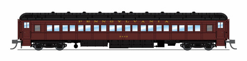 Broadway Limited Imports N 6520 P70R Coach, Pennsylvania Railroad