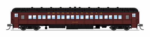 Broadway Limited Imports N 6521 P70R Coach, Pennsylvania Railroad