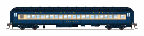 Broadway Limited Imports N 6528 80' Passenger Coach, Central New Jersey