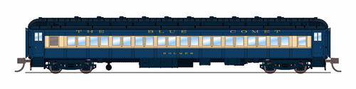 Broadway Limited Imports N 6529 80' Passenger Coach, Central New Jersey