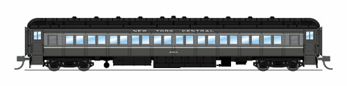 Broadway Limited Imports N 6533 80' Passenger Coach, New York Central