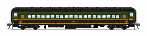 Broadway Limited Imports N 6541 80' Passenger Coach, Canadian National