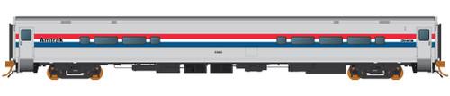 Rapido HO 128025 Horizon Dinette Car, Amtrak #53504