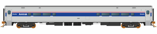 Rapido HO 128027 Horizon Dinette Car, Amtrak #53508